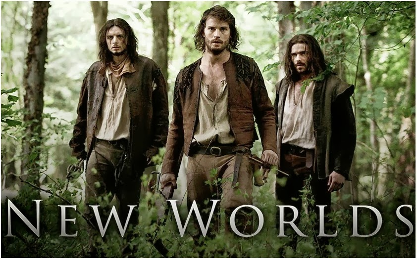 New Worlds Channel 4