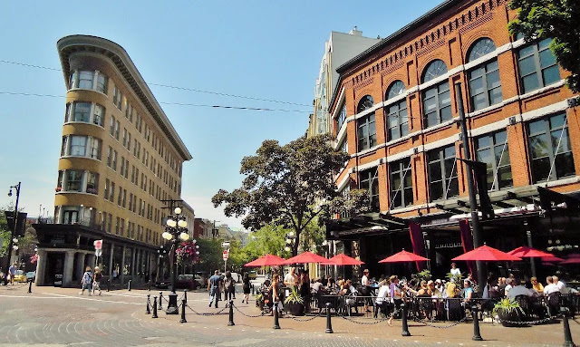 For a fascinating lesson in history visit Gastown,