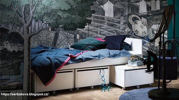 Для квартиры студии отлично подходит раскладная мебель