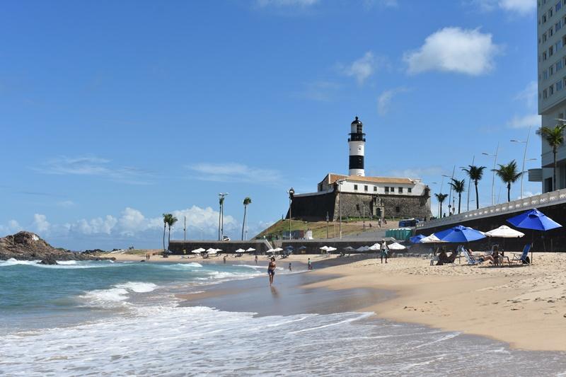 Praia da Barra Salvador