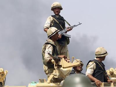 أرقام القوات المسلحة لتلقى بلاغات المواطنين عن العمليات الإرهابية