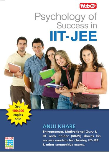 Psychology of success : for IIT-JEE Exam PDF Book