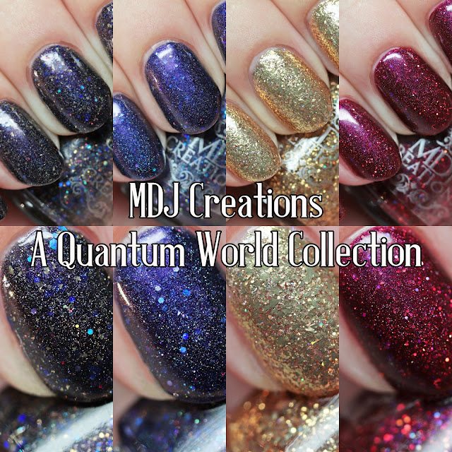MDJ Creations A Quantum World Collection