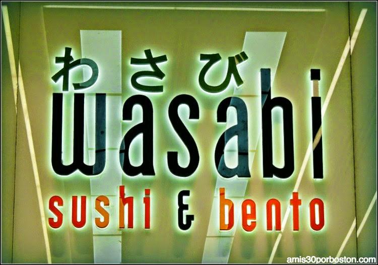 Wasabi en Nueva York