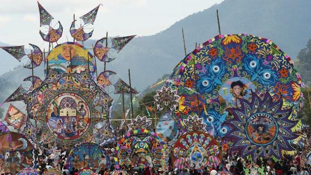 Gwatemalskie latawce