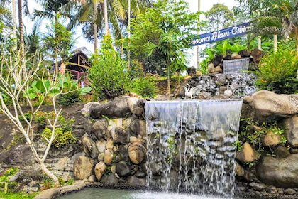 Pesona Taman Wisata Alam Cibiah Bandarlampung