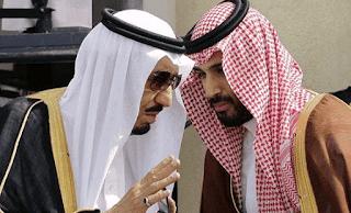 Selman bin Abdülaziz el-Suud oğlu prens Muhammed Bin Selman