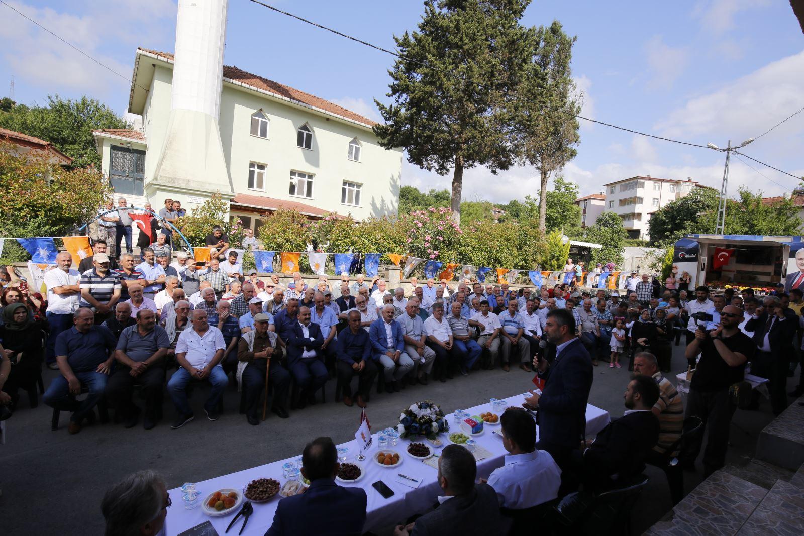 Tarım ve Orman Bakanlığından Şile'ye Fındık Üretim ve Alım Desteği