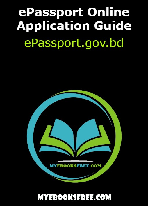 ePassport Online Application Guide PDF Download By ePassport.gov.bd