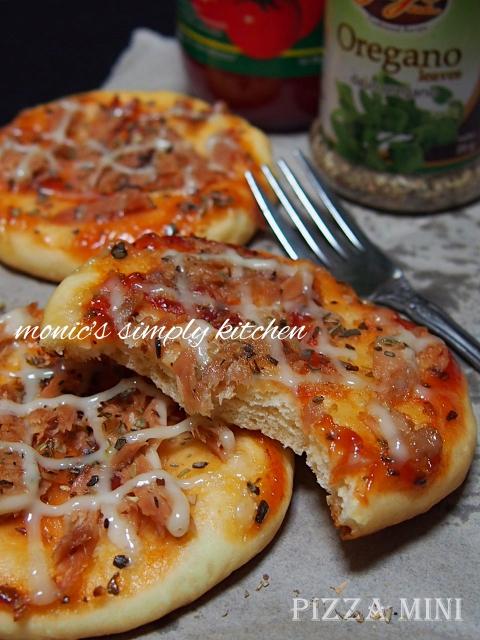 resep pizza mini empuk