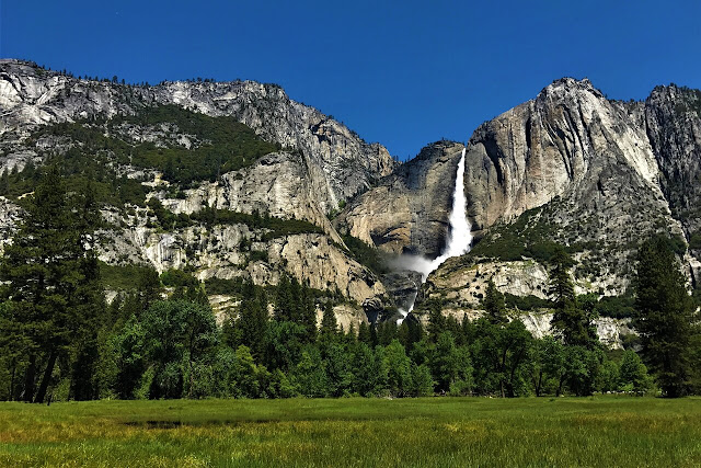 Best Places to Go Camping in the United States 2020, Yosemite National Park
