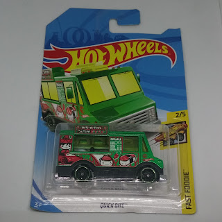 Hot Wheels QUICK BITE