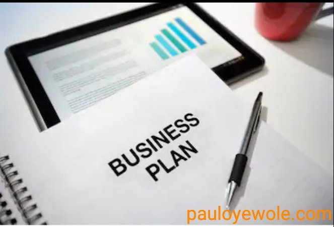 Steps to write a compelling business plan