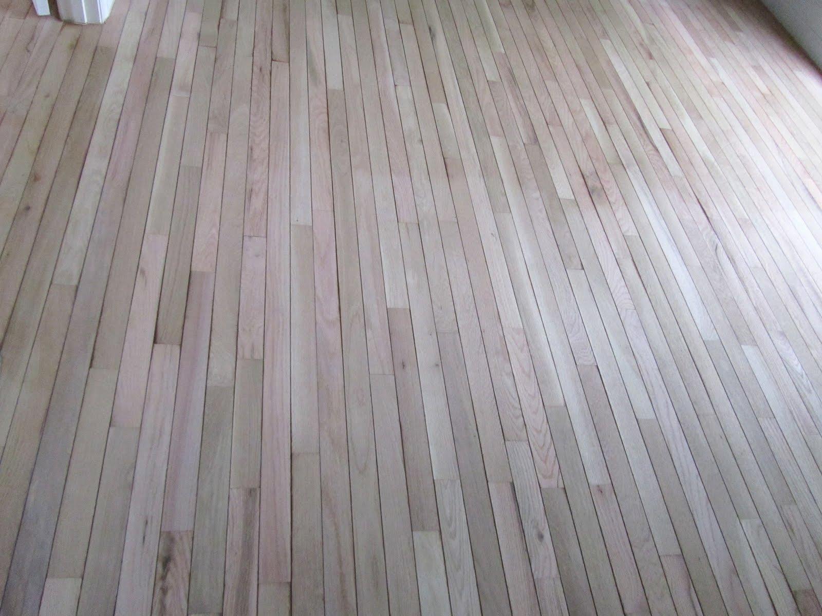 Acanthus And Acorn The Process Of Refinishing Hardwood