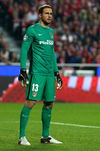 Jan Oblak Atlético 2017