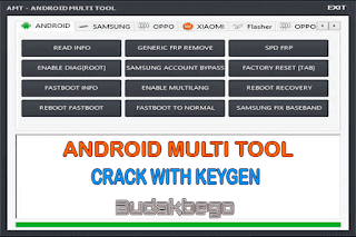 AMT (Android Multi Tool) 1.0.2 Crack With Keygen