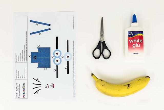 бананы идеи миньоны