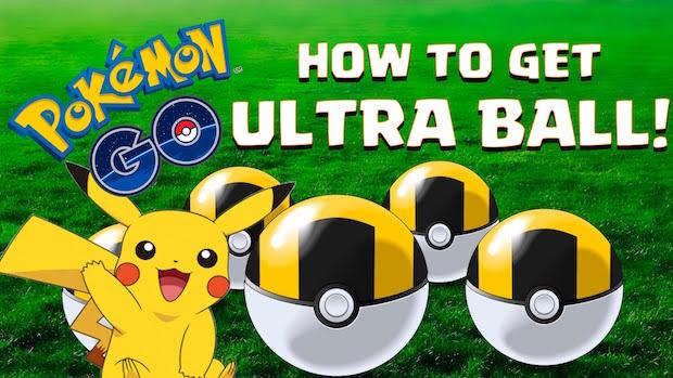 Pokemon Go News, Updates And Videos  : Get Ultra Balls!