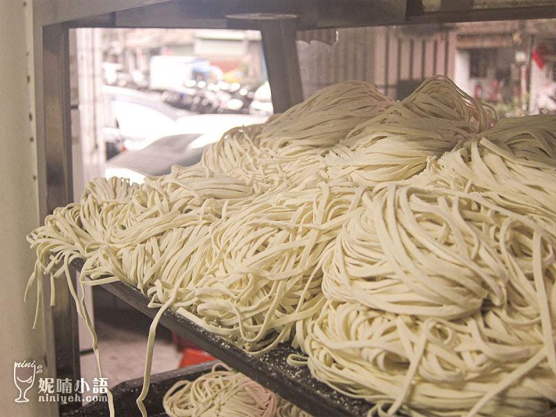 【台北大同區】老麵店。迪化街巷仔內隱藏版美味