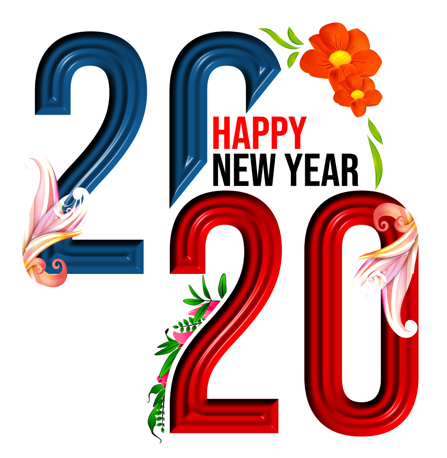 Happy New Year 2020 Png Transparent Images Naveengfx