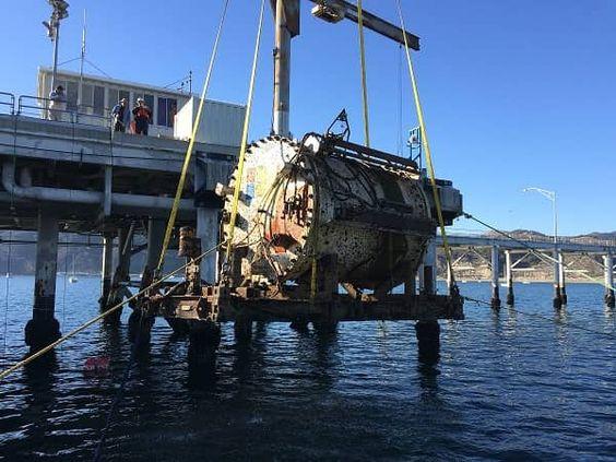 مايكروسوفت تضع مركز بيانات تحت الماء لمدة 12 شهر