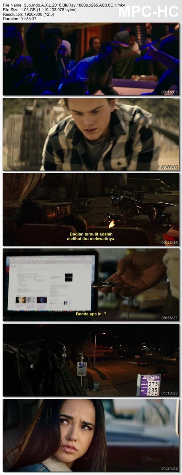 Screenshots Download Аксель (2018) BluRay 480p & 3GP Subtitle Indonesia
