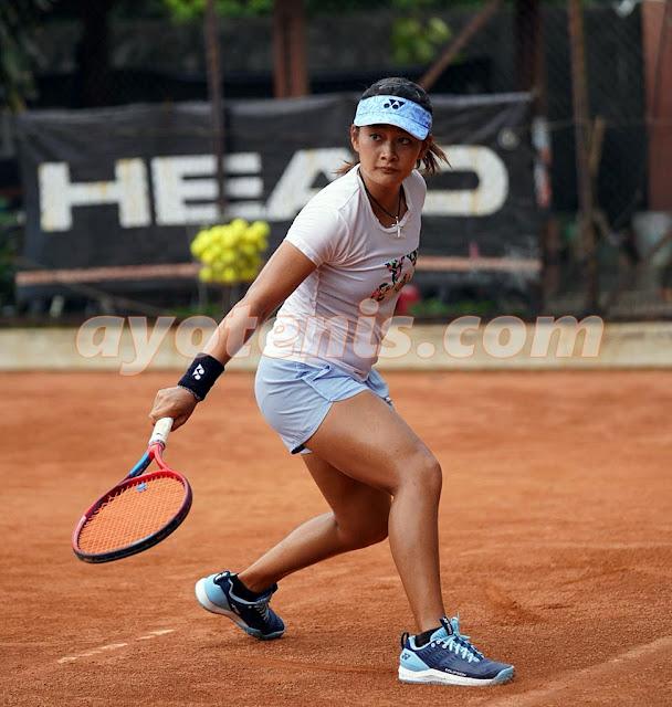 Setiba di Paris, Priska Madelyn Nugroho Mulai Berlatih Ringan di Roland Garros