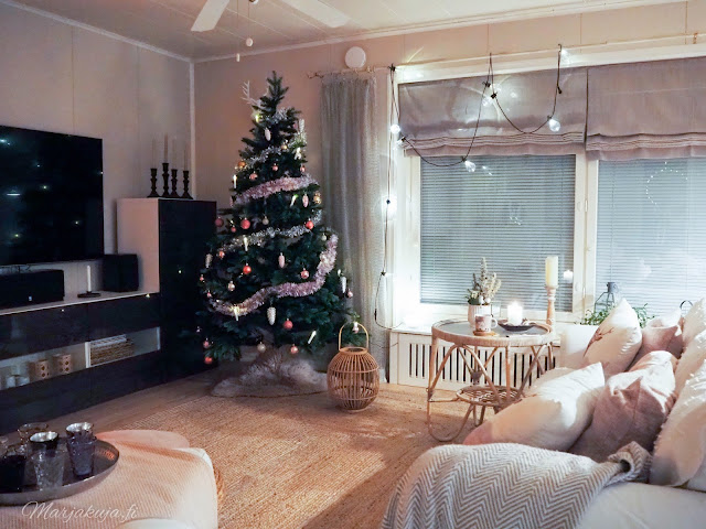 joulukoti, joulukuusi, koti, sisustus, joulu, joulukoristeet, kattaus