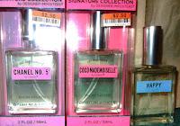coco chanel no 5 mademoiselle eau toilette walmart haul big lots perfume clinique happy