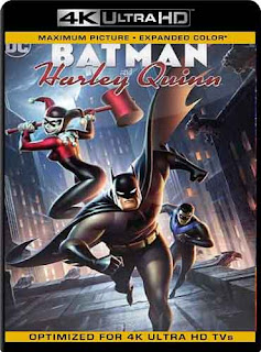 Batman and Harley Quinn (2017) 4K UHD Latino [GoogleDrive] SilvestreHD
