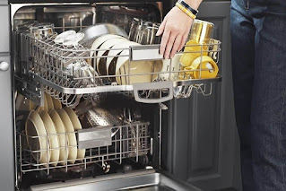 Proper operation of the dishwasher