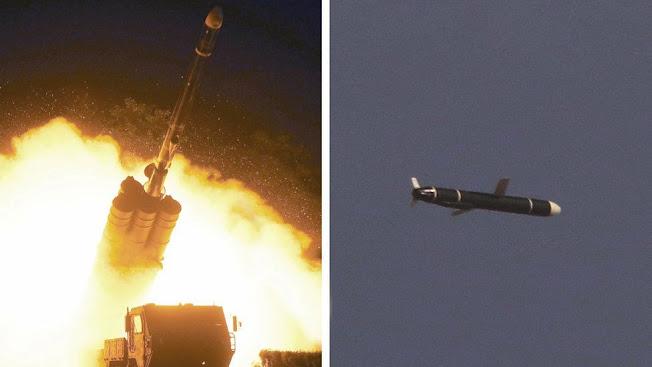 """La Corea del Nord ha testato un nuovo """"missile a lungo raggio"""""""