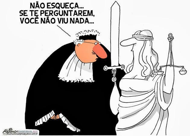 Resultado de imagem para JUSTIÇA SIMBOLO CHARGE