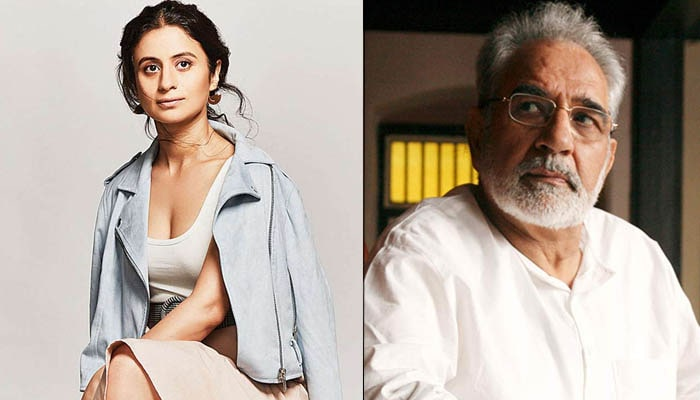 Rasika Dugal And Kulbhushan Kharbanda