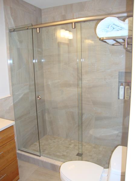 Hydroslide Series Sliding Shower Door