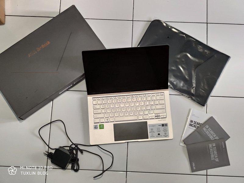 Paket Penjualan Asus Zenbook 14 UX434FLC