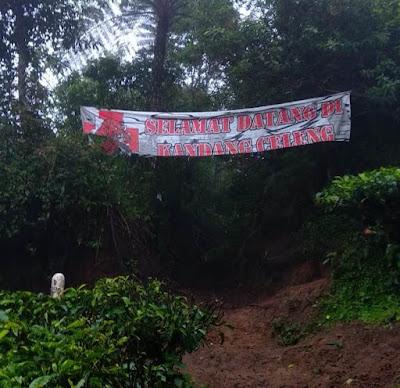 Kandang Celeng Gunung Kembang