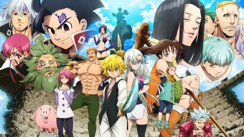 Nanatsu No Taizai season 3