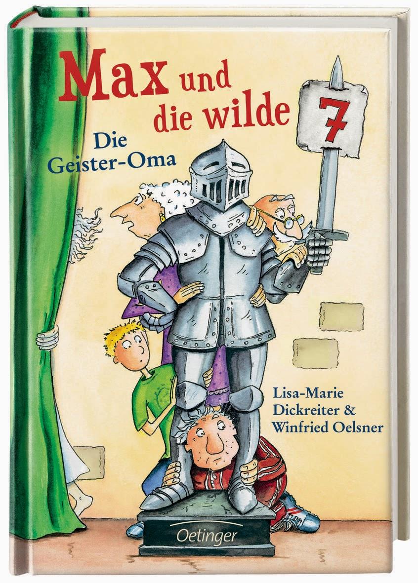http://www.oetinger.de/buecher/kinderbuecher/details/titel/3-7891-3334-5/17353/30293/Autor/Lisa-Marie/Dickreiter/Max_und_die_Wilde_Sieben._Die_Geister-Oma.html