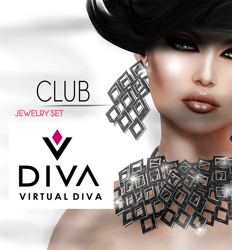 Virtual diva couture club jewelry set virtual diva for Diva couture