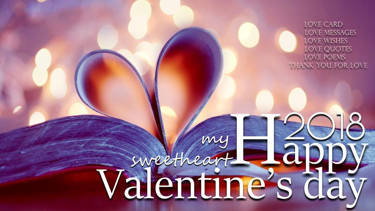 Valentines day images 2018 wishes greetings messages for beautiful valentines day images for girlfriend boyfriend kristyandbryce Gallery
