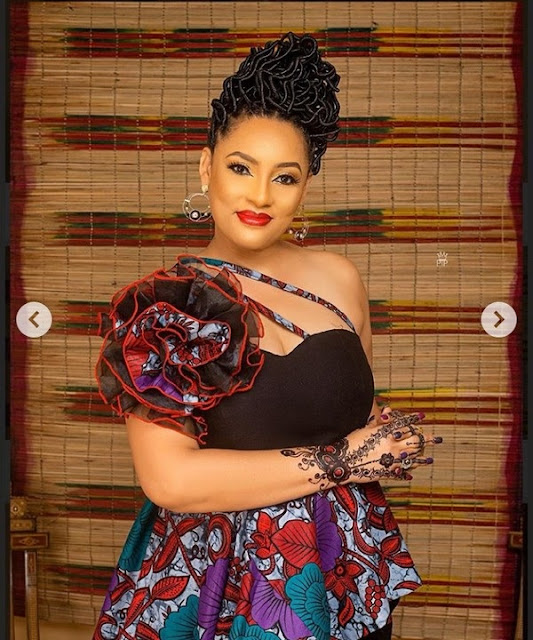 Actress Lilian Bach Celebrates Her 49th Birthday With Stunning Photos