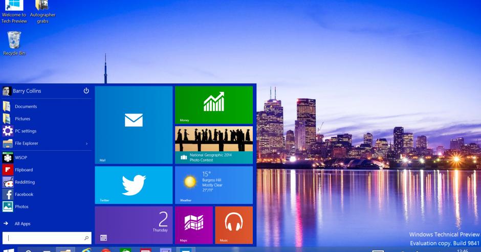 Windows 10 Enterprise SPANISH Español