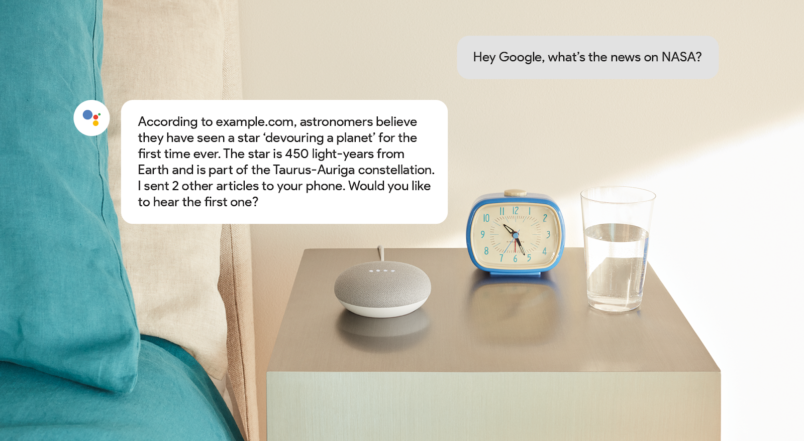 Speakable Schema.org Markup for Google Assistant