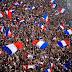 EN VIVO: La emoción y la alegría en las calles de Francia por la consagración en el Mundial de Rusia
