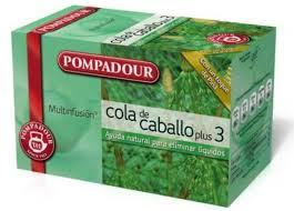 Infusiones Pompadour Cola De Caballo