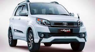 Toyota resmi merilis harga Rush 2018