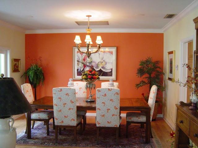 Ide Warna Penambah Nafsu Makan untuk Ruang Makan Minimalis