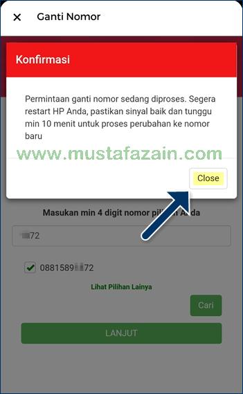 Cara Ganti Nomor Smartfren Tanpa Ganti Kartu SIM