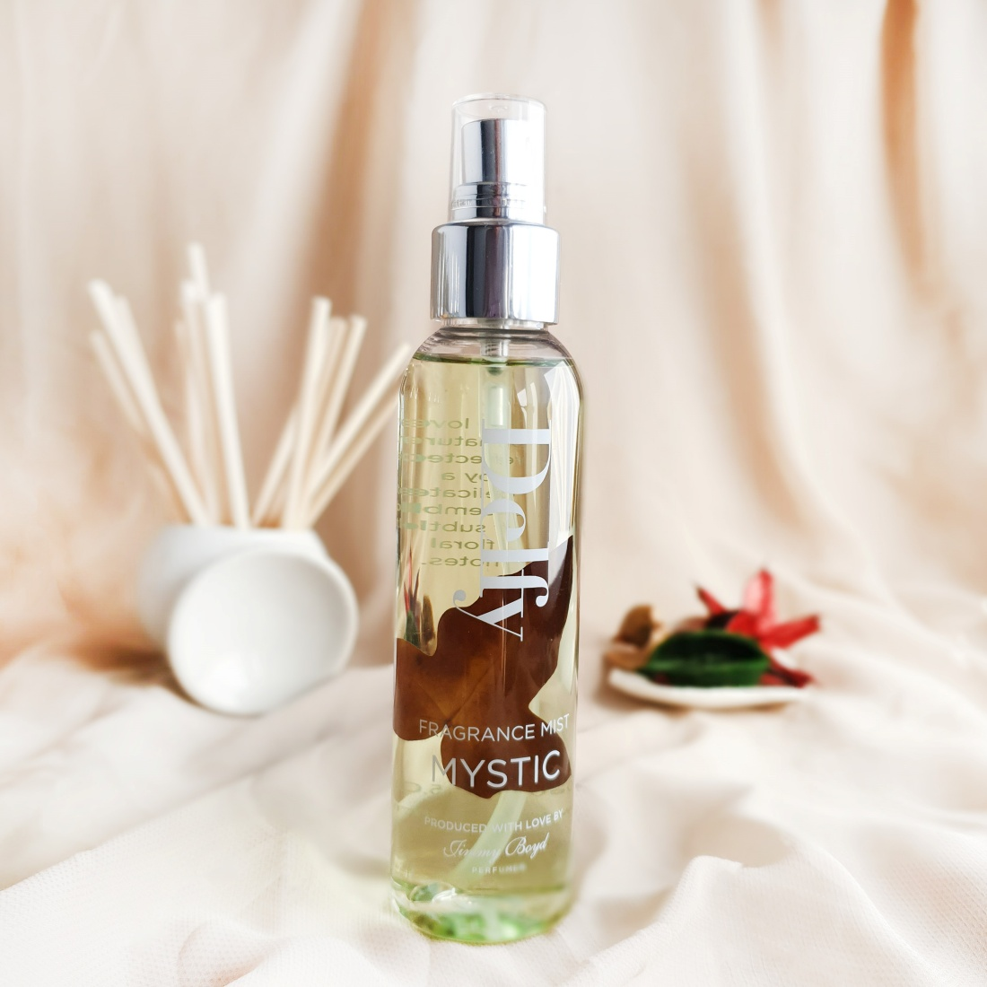 Las Fragrances Mist de Delfy Cosmetics